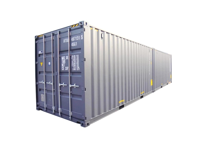 (20' + 20') high-cube duo-cons container (40'HCDuocons)